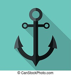 Anchor icon graphic