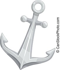 Anchor, icon maritime sea