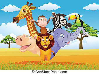 Animal carton
