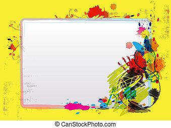 art design layout