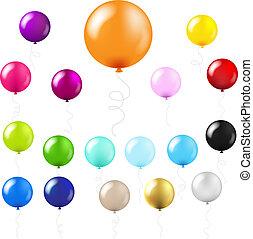 Balloons Big Set