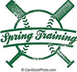 Baseball Spring Training Stamp