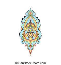 Beautiful indian pattern