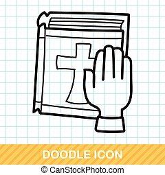 bible doodle
