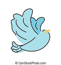 bird animal doodle