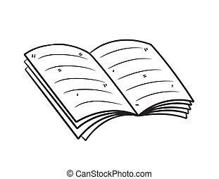 Book doodle