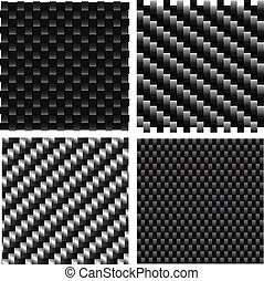 Carbon pattern set.