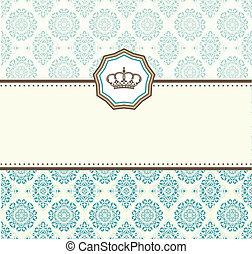 card baroque