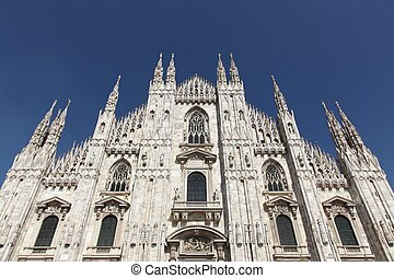Cathedral of Milan, Italy