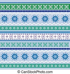 Christmas and New Year background, wrapping paper