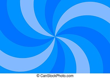 Circus blue background