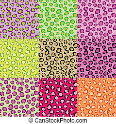 Collection Leopard Skin Textures, oncinha, estampa, animal-pint