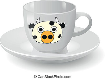 cup cow