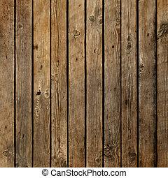 Dark wood board vector background