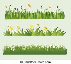 DD Grass Silhouettes Set 70023