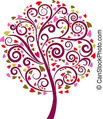 Decorative tree - 1