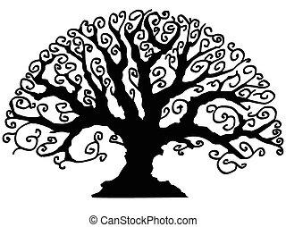 Decorative tree