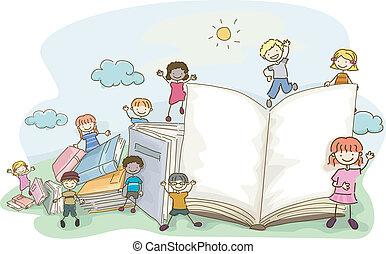 Doodle Kids Book