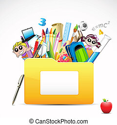 Education Folder