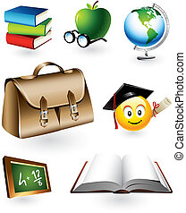 Educational Vector Elements