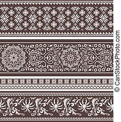fashion floral pattern