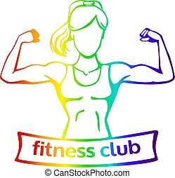 fitness silhouette logo [Converted]