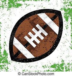 Football Vector Icon