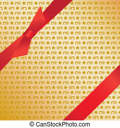 Gift wrapping paper %u2013 xmas