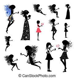 girl fairy set