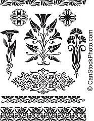 Graphic Design Elements.