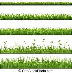 Grass Borders Big Set