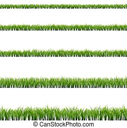 Green Grass Big Set