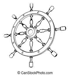 Helm Steering Wheel