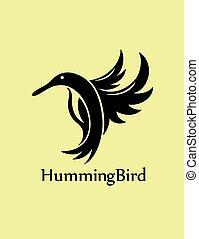 Humming Bird Logo