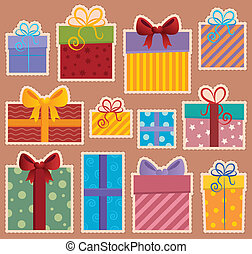 Image with gift theme 2