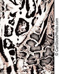 animal skin background