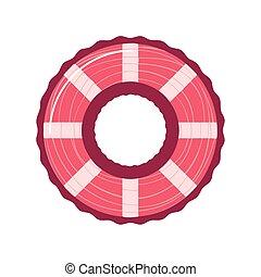 lifebuoy maritime icon