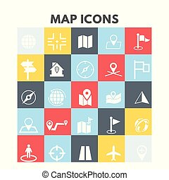 Map Icons