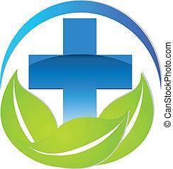 Medical sign logo