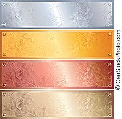 Metallic Panels