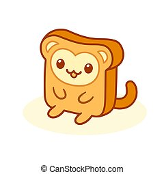 Monkey bread cartoon