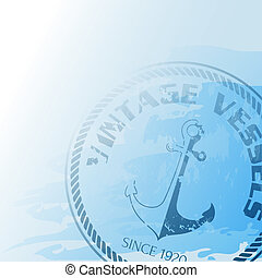 Nautical background