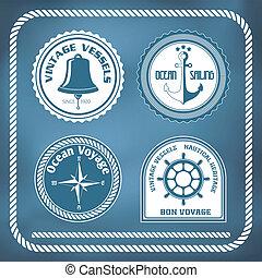 Nautical symbols