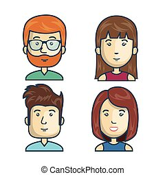 people community group icon
