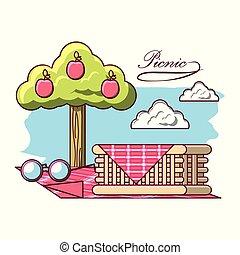 picnic design concept