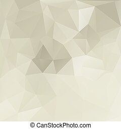Poligonal illustration of colored triangle abstract background.