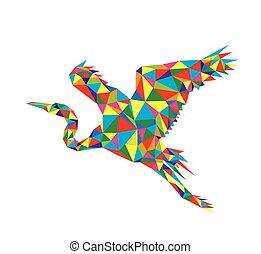 Polygonal Heron