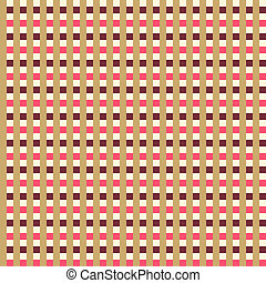 Retro seamless striped pattern.
