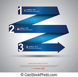 vector business concepts / element object / brochure / printing / web design / education diagram / template vector