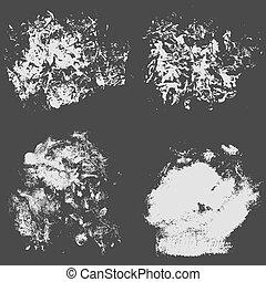 Rough hatching grunge texture background vector illustration